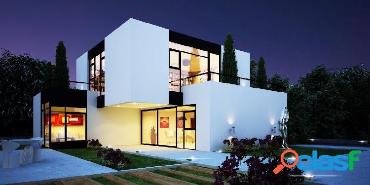 Construye la casa de tus sueños