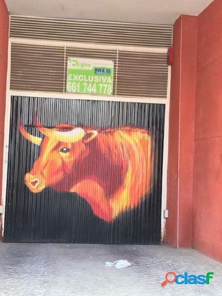 Plaza aparcamiento 9 octubre 46 almoradi 30 eur al mes