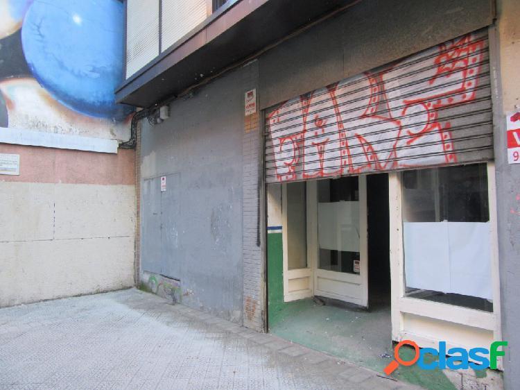 Local en venta amplio y económico en bilbao zona casco viejo