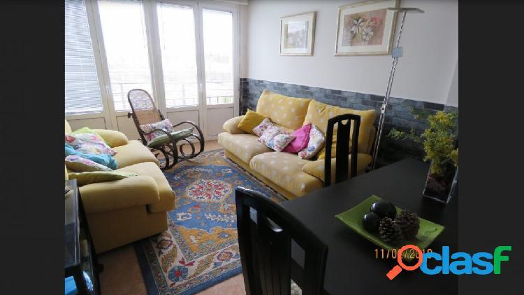Piso 2 dormitorios reformado de lujo a un paso de trespaderne, junto al rio