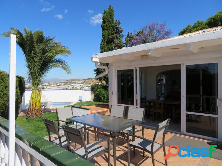 Villa en alquiler con piscina privada
