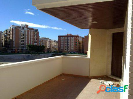 ++piso nuevo en venta y alquiler en molina de segura++a estrenar,2º planta, 3 habitaciones ++