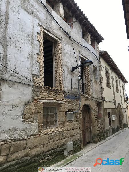 Casa para reformar en blecua y torres (huesca)
