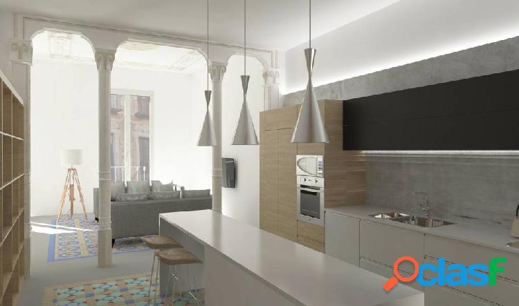 Espectacular apartamento en el corazón de ciutat vella con exquisito lujo y los mejores acabados