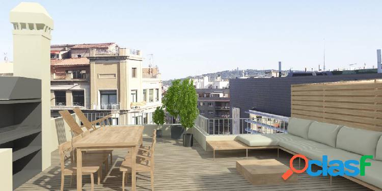 Atico dúplex de diseño en la avenida diagonal con los mejores acabados y espectacular terraza