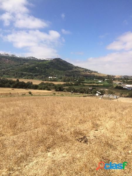 Parcela entorno rural a 5 minutos de vejer