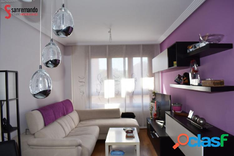 Se vende piso en La Cistérniga - VALLADOLID 2 Dormitorios - 2 Baños. 128.500€