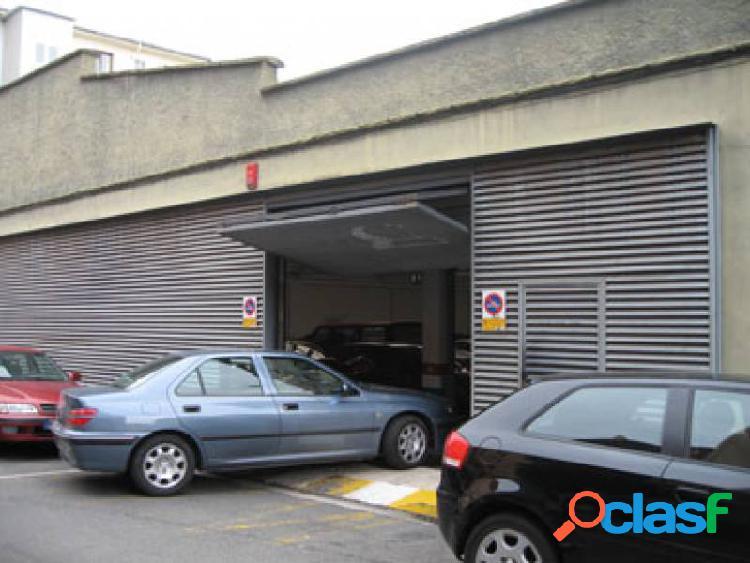 Plaza de garaje en parking en planta baja