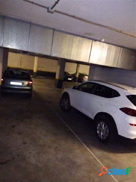 Plaza de garaje de 44m2 en fuerte principe