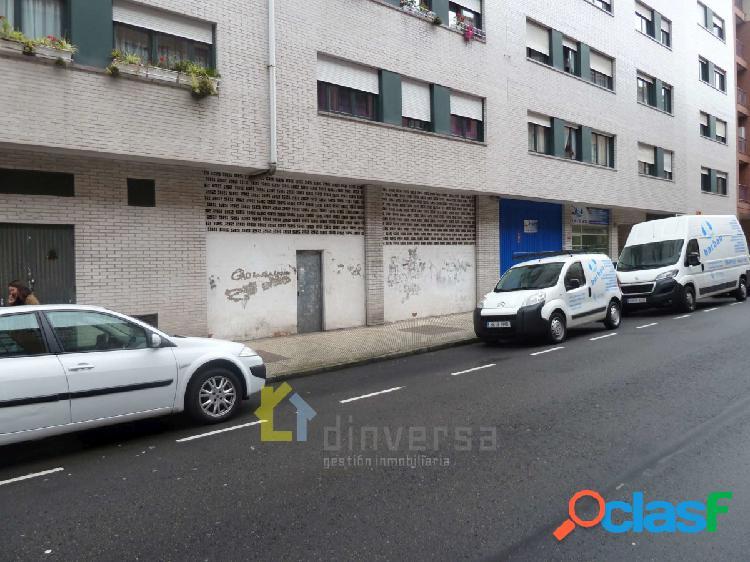 Local de obra de 229 m2 en La Tenderino
