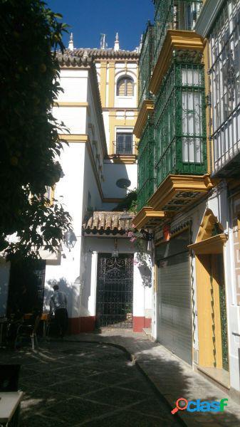 Hotel con encanto en el corazón del barrio de santa cruz de sevilla.