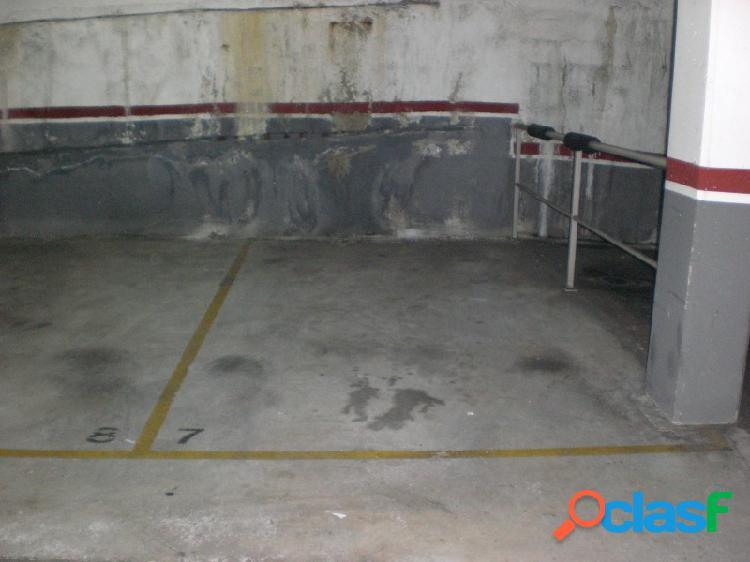 Parking en venta, situada en la mejor ubicación del parking.