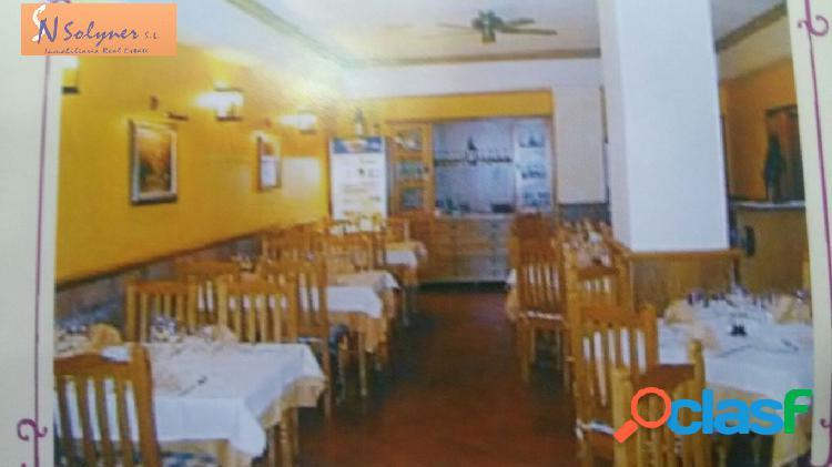 Oportunidad para Restaurante con terraza en Torrox Costa
