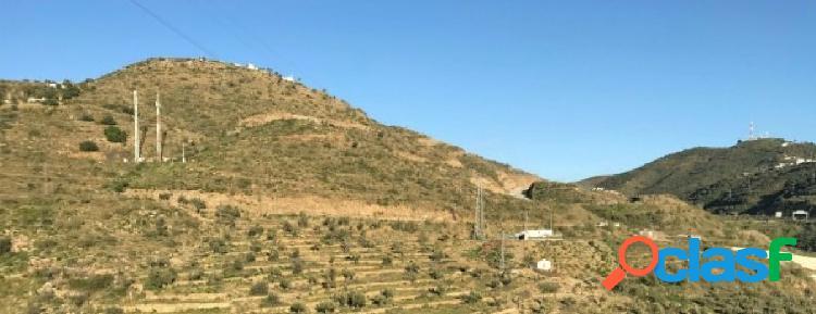 Terreno urbano en venta en torrox, parcelas con estudio de viabilidad para viviendas