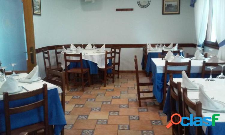 Cafeteria restaurante en pleno centro