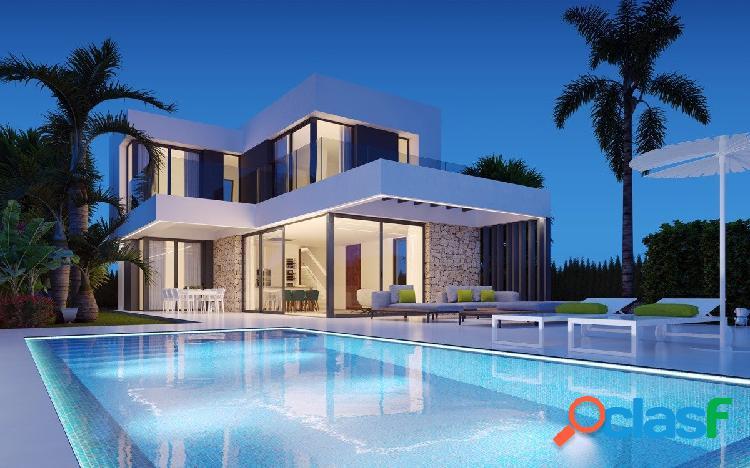 Villa fantástica en finestrat, costa blanca