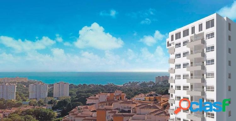 Apartment in orihuela costa сampoamor