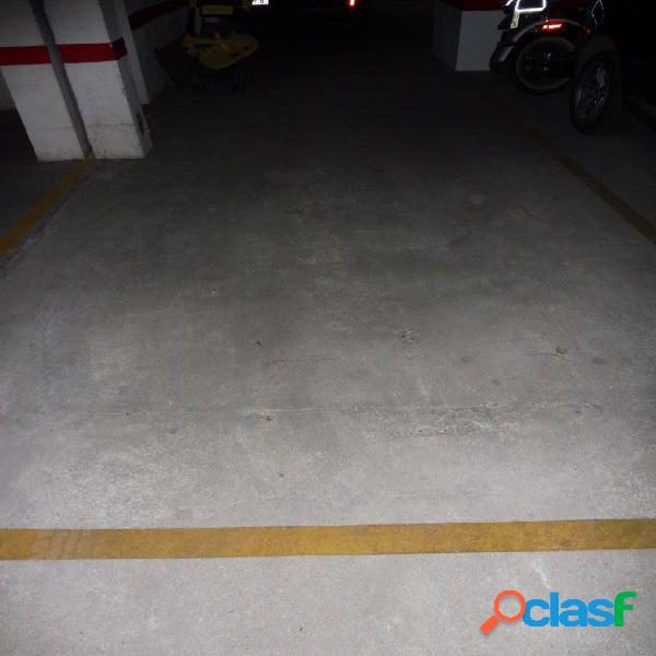 Garaje en pleno centro