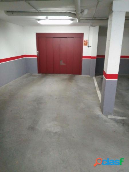 Plaza de garaje en venta o alquiler