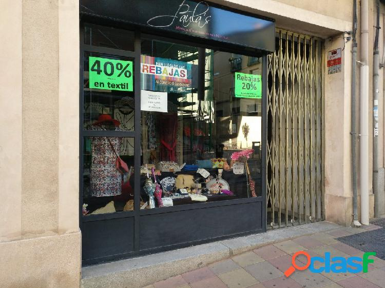 Local comercial en josé zorrilla