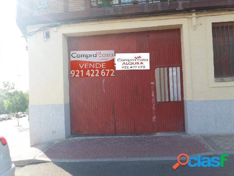Local,almacen o garaje e san lorenzo
