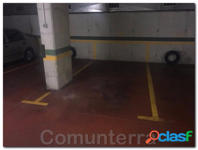 Plazas de parking estacion sabadell sud