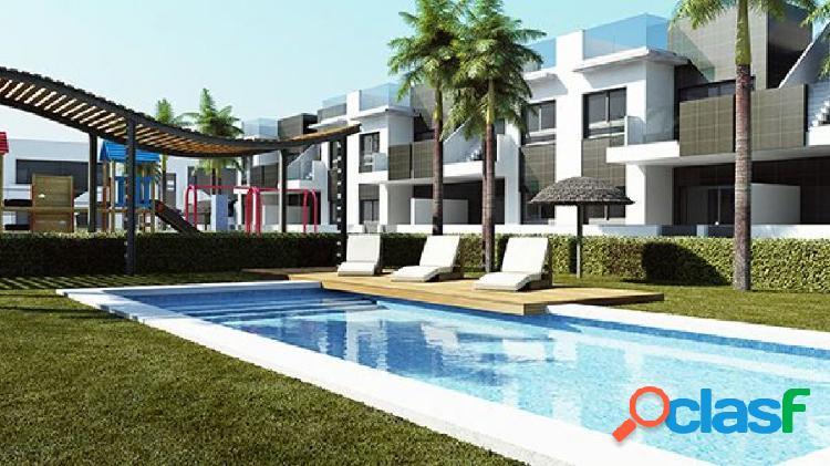 Nuevos bungalows con vistas al mar pilar de la horadada. oferta todo incluido!