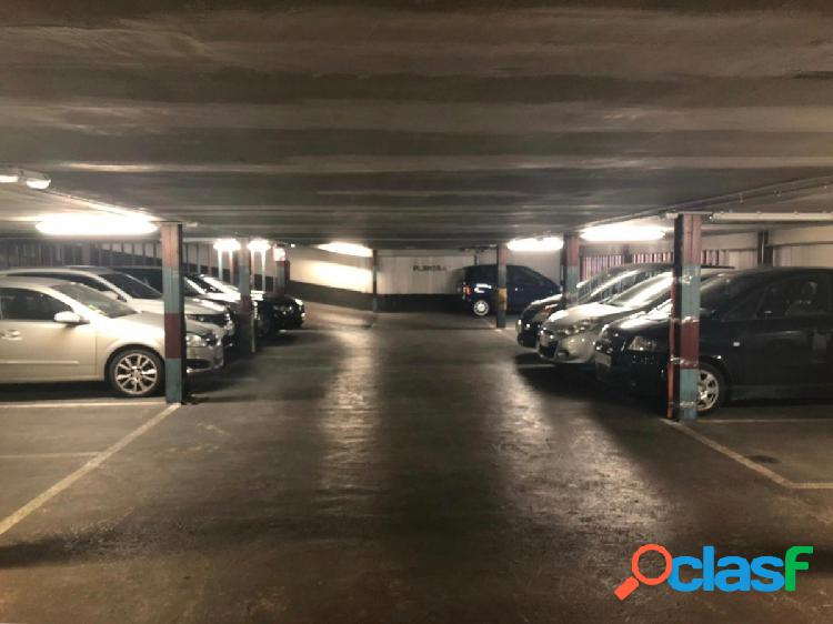 Plaza de garaje en pleno centro de valencia