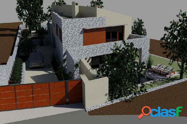 Solar en las afueras de es capdellá con mucha privacidad y posibilidad de proyecto