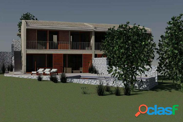 Solar urbano con posibilidad de proyecto de casa familiar en es capdellá