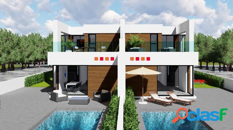 Precios villa adosada con piscina privada en benijofar