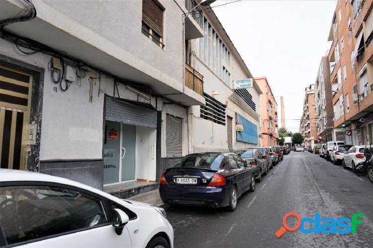 Local comercial zona avd. de madrid