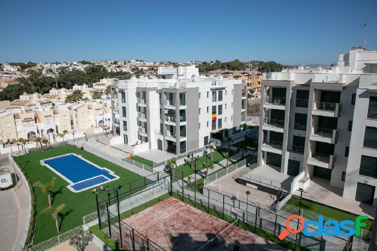 Apartamento con jardin en orihuela costa (villamartín)