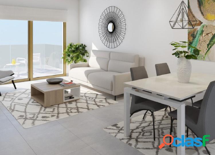 Apartamento con solarium en orihuela costa (playa flamenca)