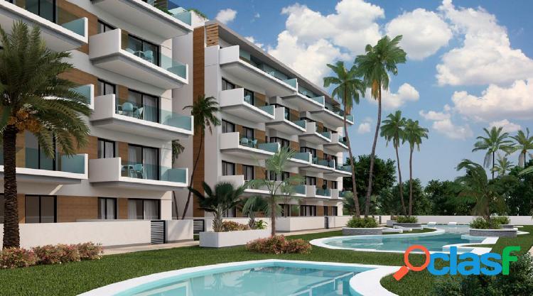 Apartamento en playa de guardamar
