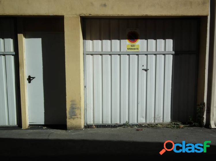 Venta de plazas de garaje en el vellón
