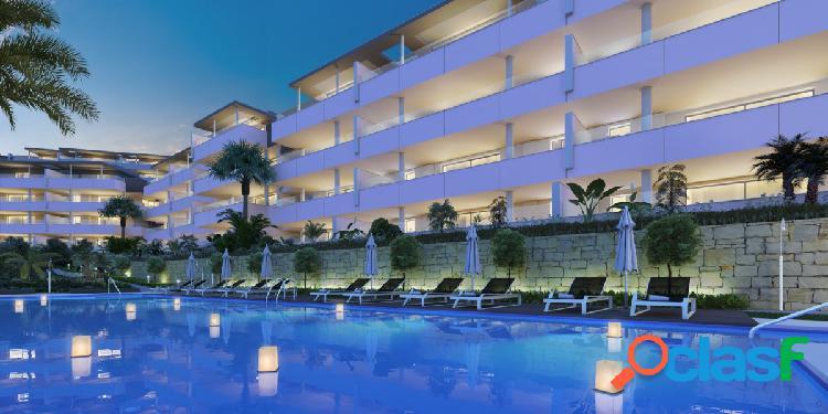 Exclusivos apartamentos y áticos de 3 dormitorios en la reserva de alcuzcuz. amplias terrazas