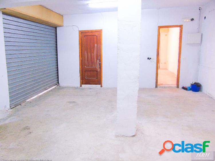 Se ofrece local comercial en Zona Universidades. / HH Asesores, Inmobiliaria en Burjassot/