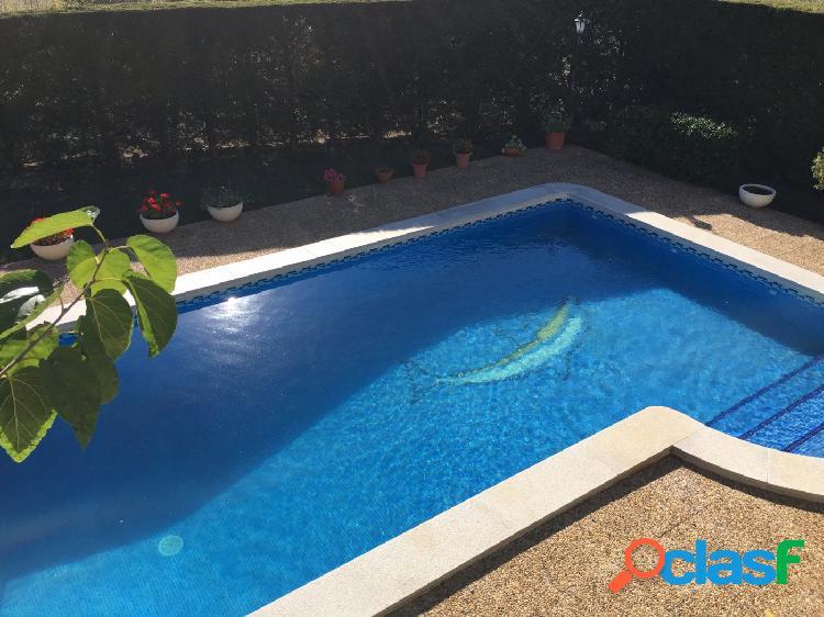 Ideal agriturismo! casa con piscina y barbacoa en castellgalí.