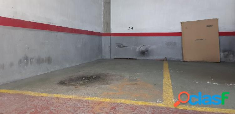 Plaza de parking en venta!