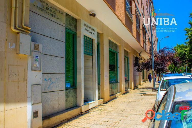 Local comercial de 320m2 en calle museo (pardaleras)