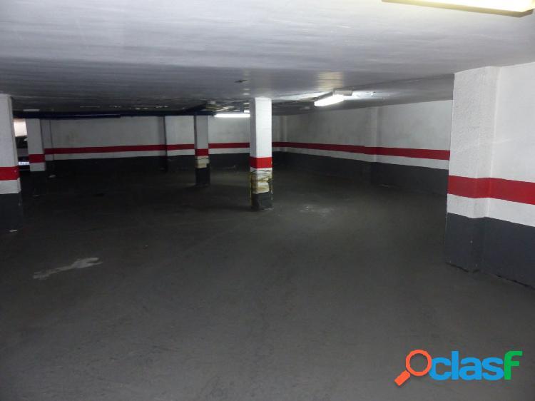 Plaza de garaje de fácil acceso y bien situada en valencia