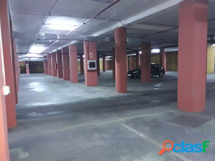 Plazas de garaje en alquiler en alicante junto avenida novelda