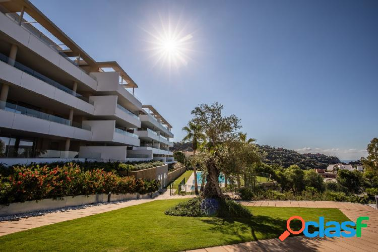 Exclusivo residencial en benahavis con espectaculares vistas