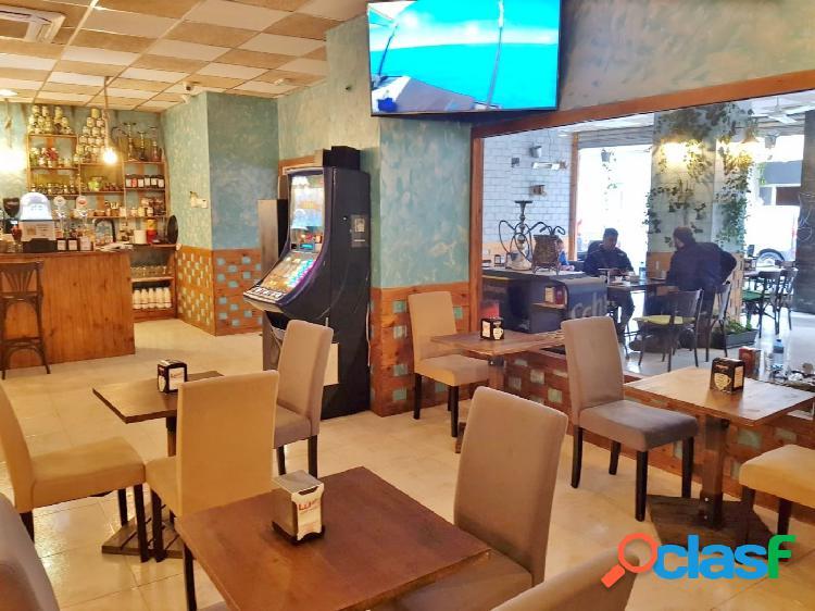 Interesante negocio de bar cafetería céntrico en alicante, zona de mercado central
