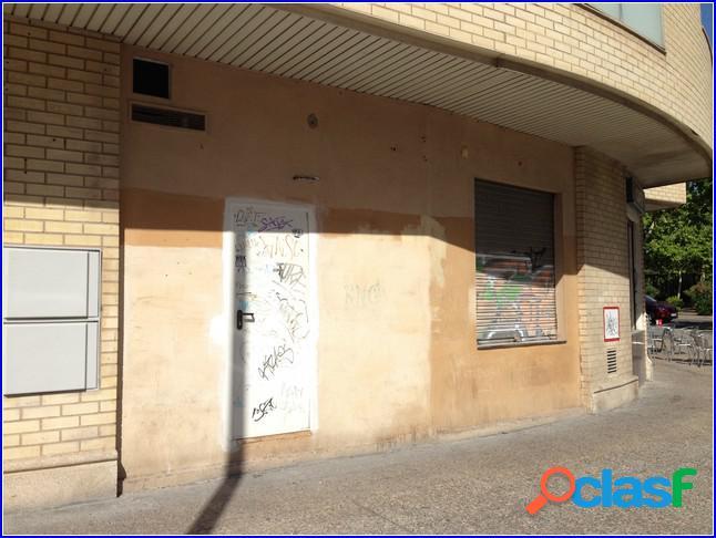 Local comercial en alquiler - zaragoza - la bozada- c/ d. villahermosa (ref: 00206)