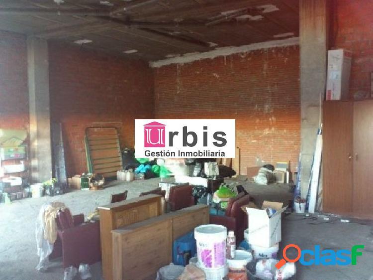 Urbis te ofrece un local en zona puente ladrillo, salamanca.