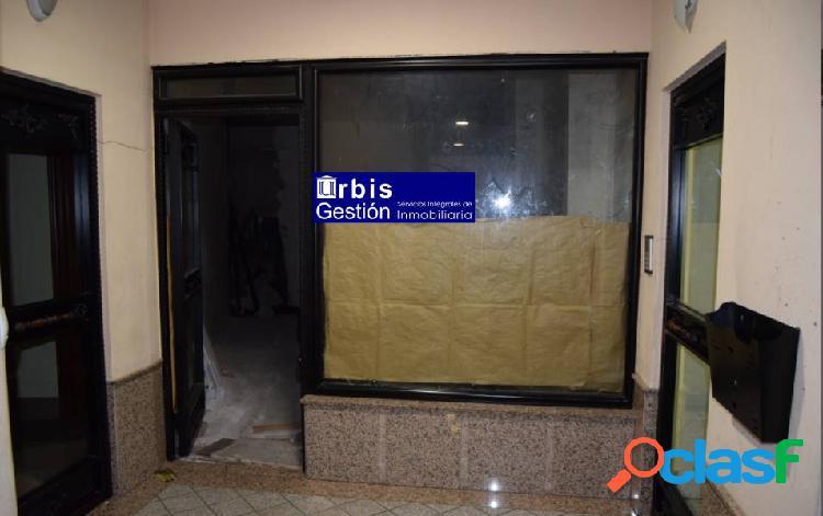 Urbis te ofrece un local comercial en alquiler con opción a compra en Alba de Tormes, Salamanca.