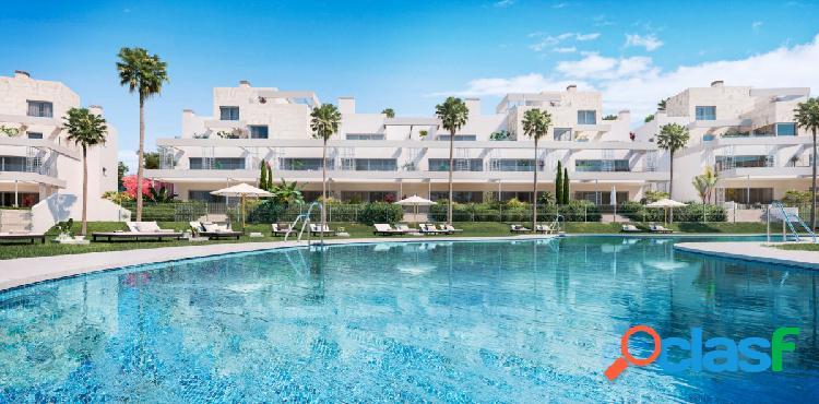 En nueva promoción !!!!! fantástico piso de 3 habitaciones en la nueva milla de oro (costa del sol)