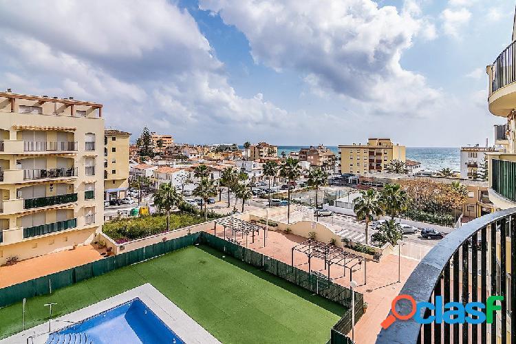 Apartamento a orillas del mar mediterráneo